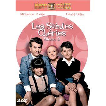 Les Saintes ChériesLes Saintes Chéries Saison 2 Coffret DVD