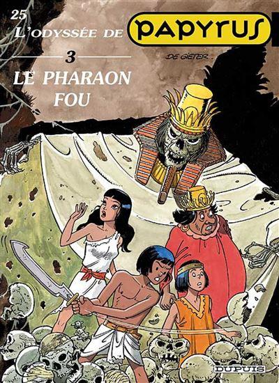 Le Pharaon fou
