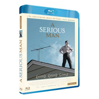 A serious man - Blu Ray