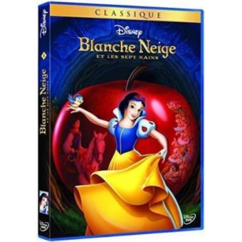 Blanche-Neige et les sept nains DVD