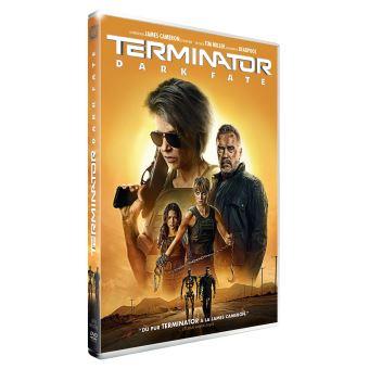 TerminatorTerminator : Dark Fate DVD