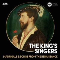 Madrigals & Songs From The Renaissance Coffret