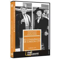 Les conquérants de Carson City Exclusivité Fnac DVD