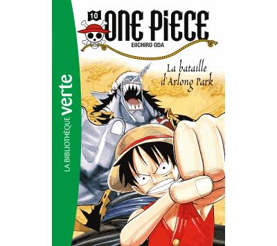 One Piece - Tome 10 : One Piece 10 - La bataille d'Arlong Park