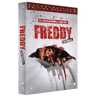 FreddyCoffret Freddy L'intégrale DVD