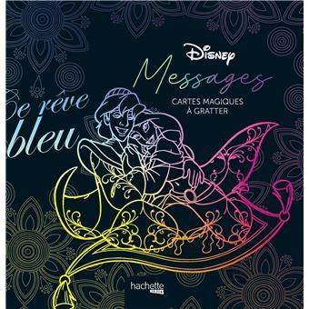 DisneyCartes à gratter Messages Disney