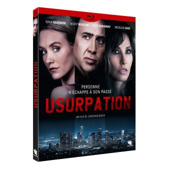 Usurpation Blu-ray