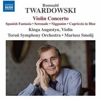 Concerto pour violon Spanish Fantasia Serenade Niggunnim Capriccio In Blue