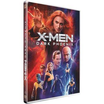X-MenX-Men : Dark Phoenix DVD