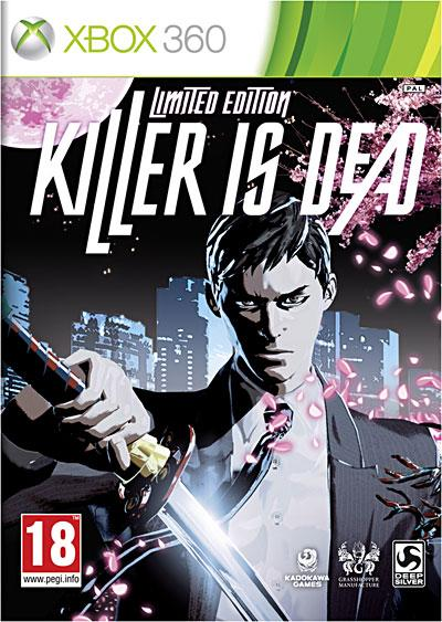 Killer Is Dead Edition Limitée Xbox 360 - Xbox 360
