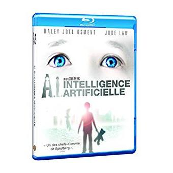 A.I. Intelligence artificielle Blu-ray