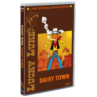 Lucky LukeLucky Luke Daisy Town DVD