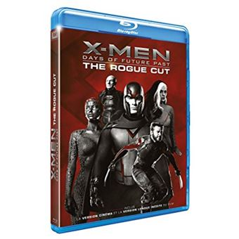 X-MenX-Men Days of Future Past The Rogue Cut Blu-ray