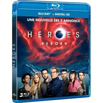 Heroes RebornHeroes Reborn Saison 1 Blu-ray