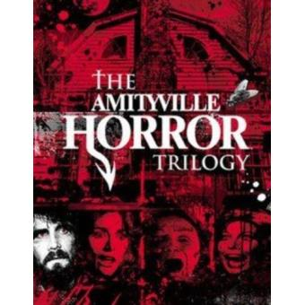 The Amityville Horror Trilogy Blu Ray Blu Ray Andrew