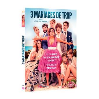 3 Mariages de trop DVD