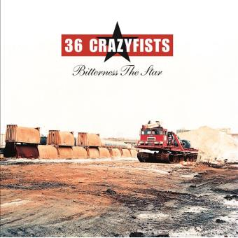 Bitterness The Star Vinyle rouge Edition limitée
