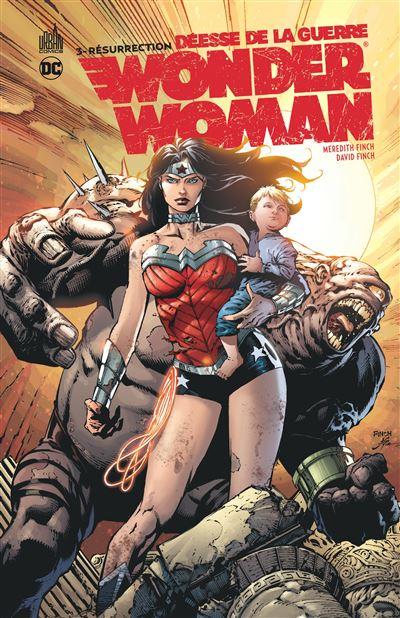 Wonder Woman, déesse de la guerre