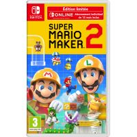 Super Mario Maker 2 Edition Limitée Nintendo Switch