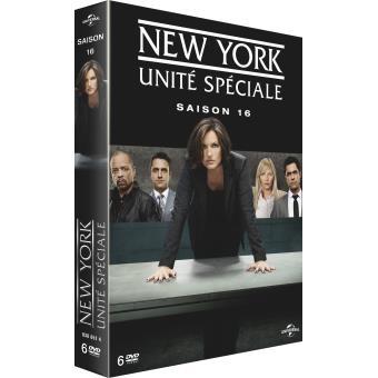 New York Unité SpécialeLaw & order S.V.U. - Seizoen 16