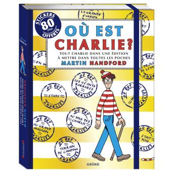 Ou Est Charlie Edition 2016 Charlie De Poche