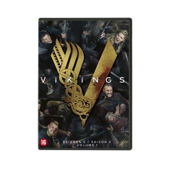 VikingsVikings Season 5 Part 1 DVD