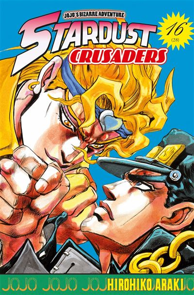 Stardust Crusaders - tome 16