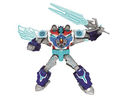 Transformers Power Surge Optimus Prime