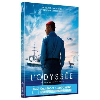 L'Odyssée Edition spéciale Fnac DVD