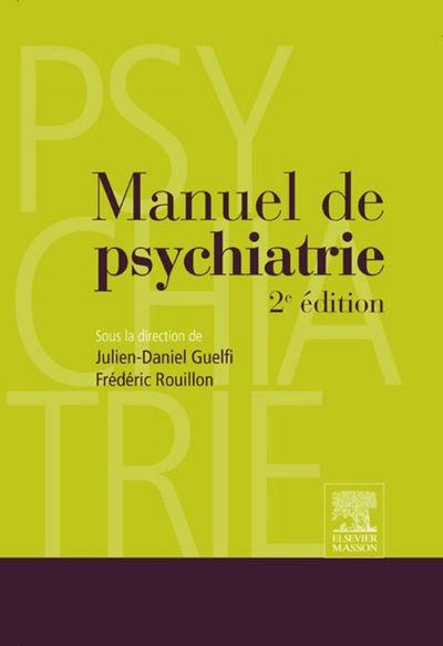 Manuel de psychiatrie - 9782294726903 - 64,99 €
