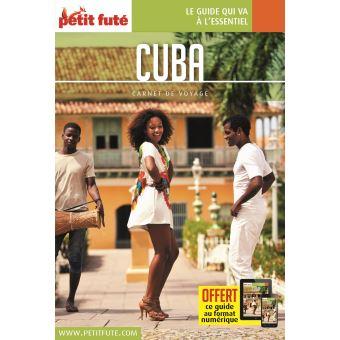 Carnet Petit Futé Cuba