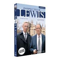 Inspecteur Lewis Saison 9 DVD