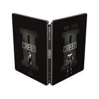 Creed II Steelbook Blu-ray 4K Ultra HD