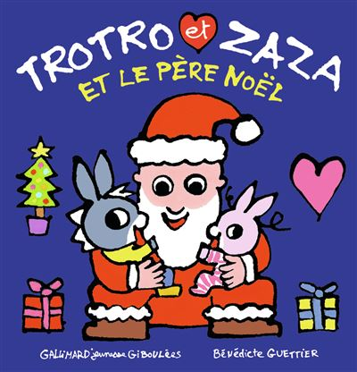Trotro et Zaza et le Père Noël