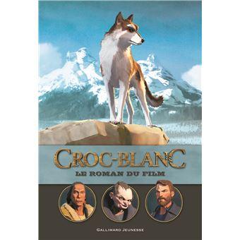 Croc-BlancCroc-blanc le roman du film
