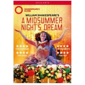 W. SHAKESPEARE-A MIDSUMMER NIGHTSS/DVD