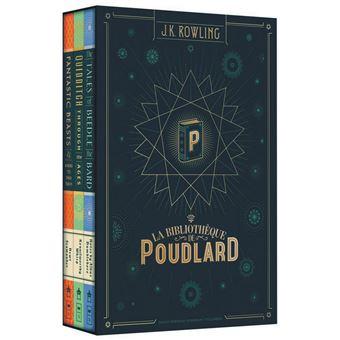 Harry Potter La Bibliotheque De Poudlard