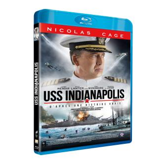 USS INDIANAPOLIS-FR
