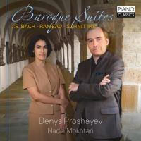 Suites baroques pour piano