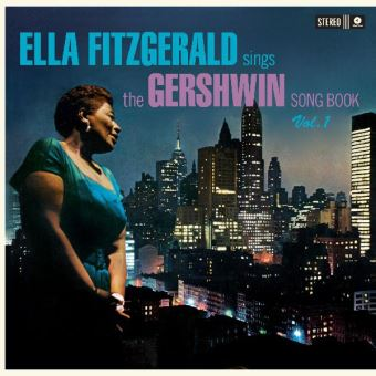 SINGS THE GERSHWIN SONG/LP