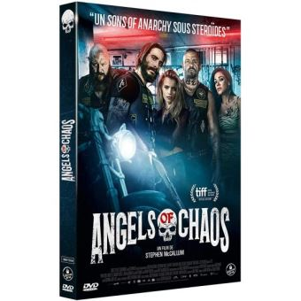 Angels Of Chaos DVD