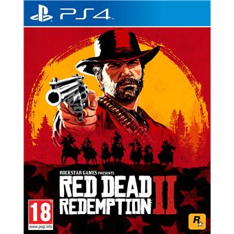 Red Dead Redemption 2 UK PS4