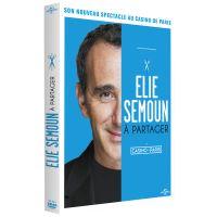Elie Semoun À partager DVD