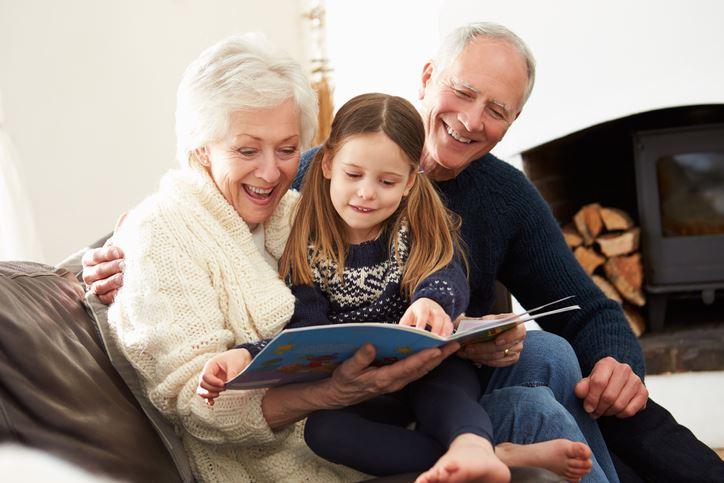 7 Histórias de avós e netos