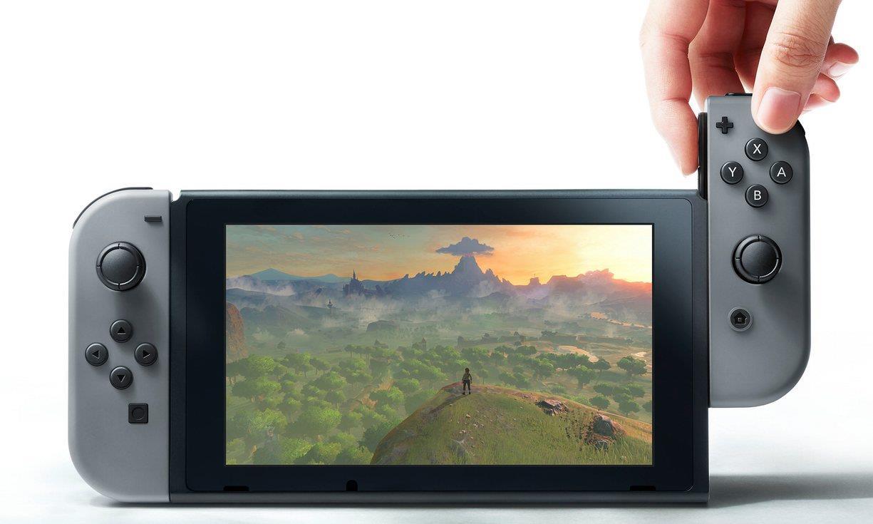 Nintendo Switch: para jogar em todo o lado