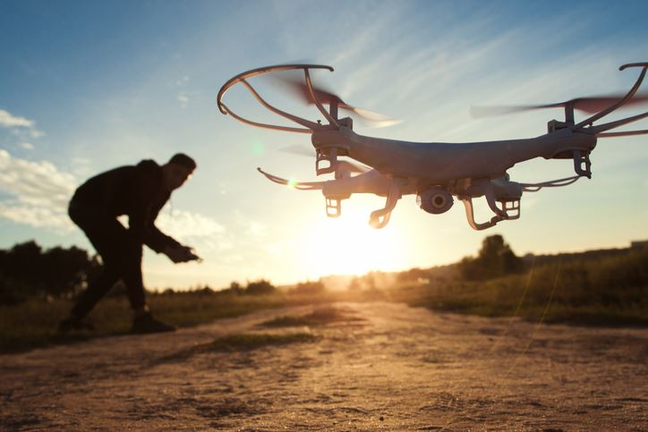 Fotografar com Drone: o céu já não é o limite