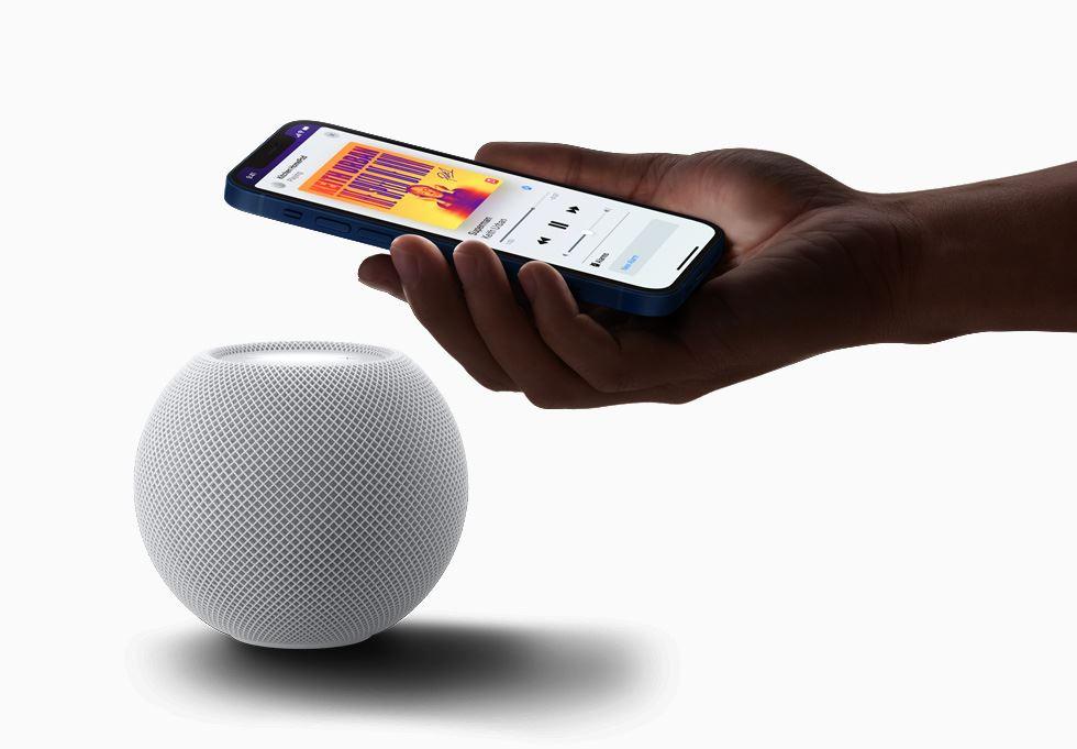 HomePod-e-Iphone