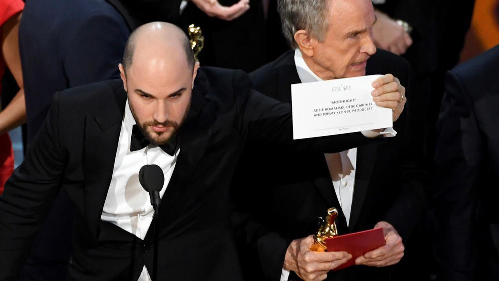 La La Land e todos os outros vencedores (oh wait...)