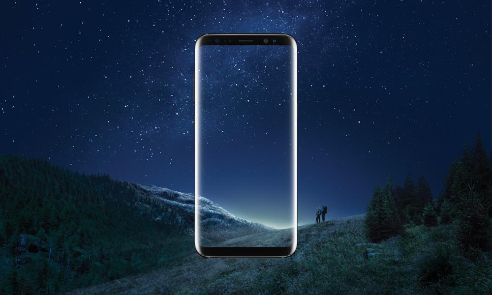Chegou o Samsung Galaxy S8, e com ele a nova era Smartphone