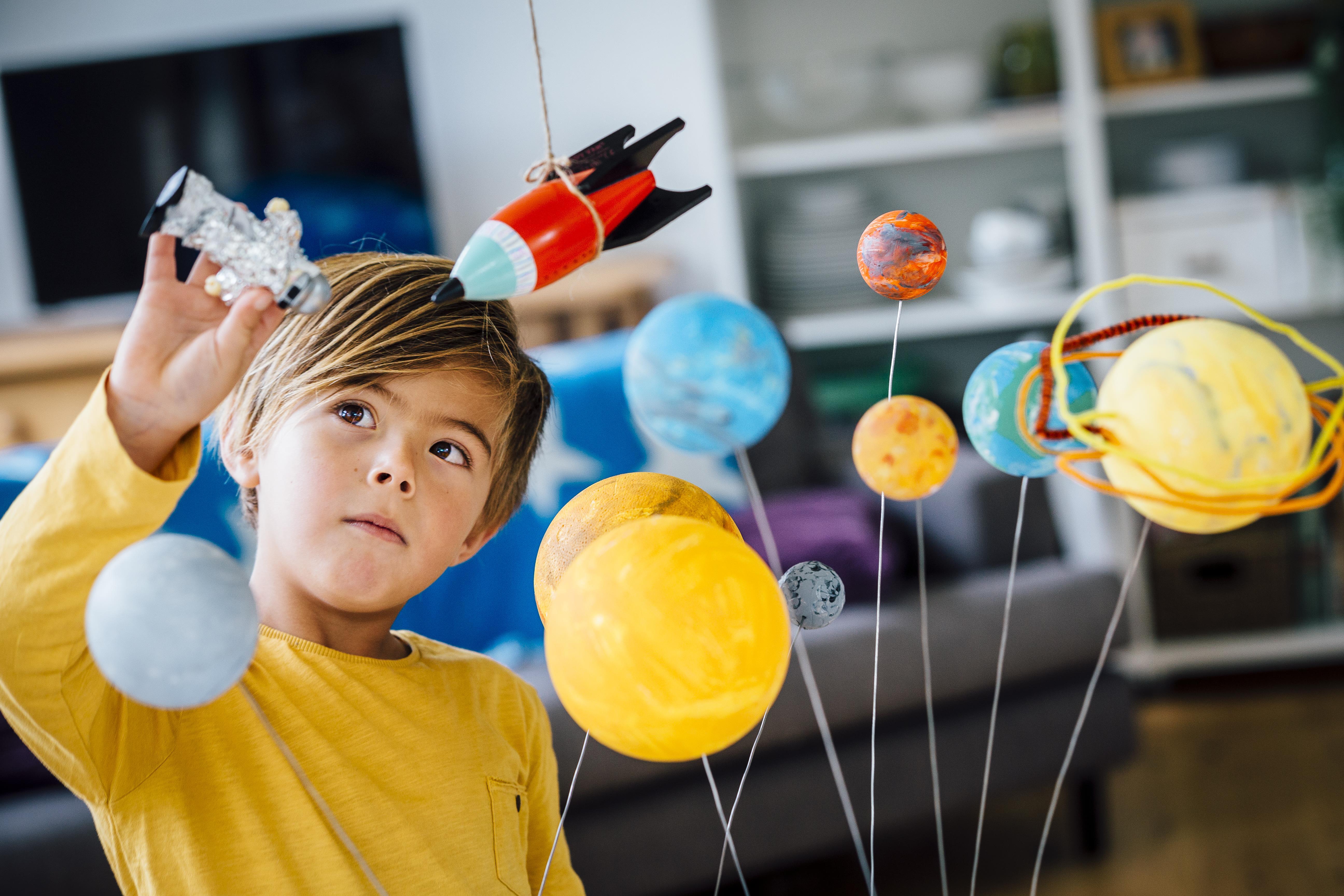Os melhores brinquedos STEM para aprender sobre ciência